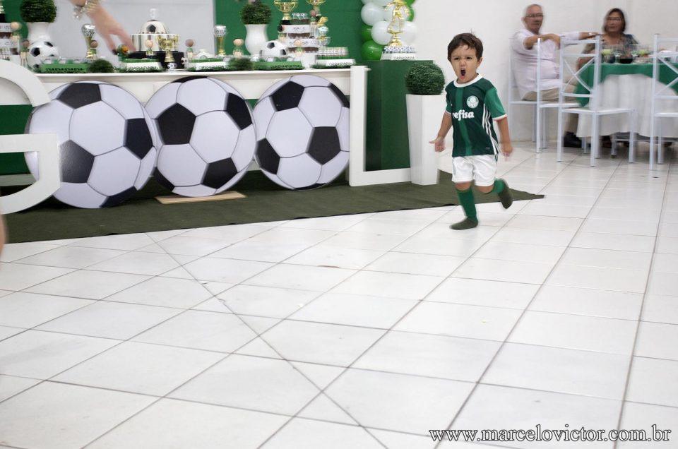 Miguel – 3 anos